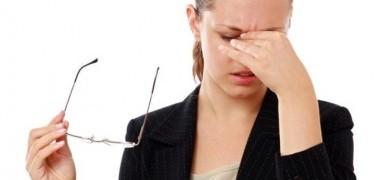 Tempo seco causa irritações que prejudicam os olhos